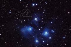Pleiades M45