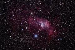 Bubble NGC7625