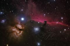 Horsehead and Flame NGC2023